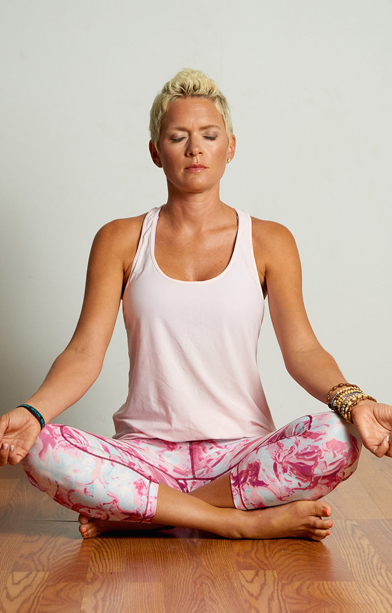 I want you to try meditation! Just minutes can help