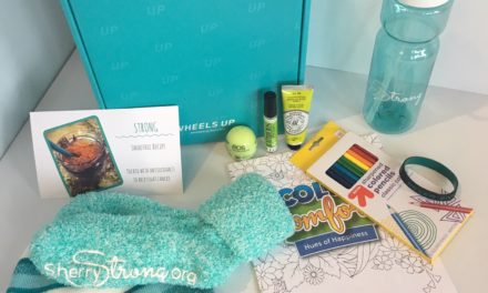 How a text inspired the SherryStrong Box — available now!