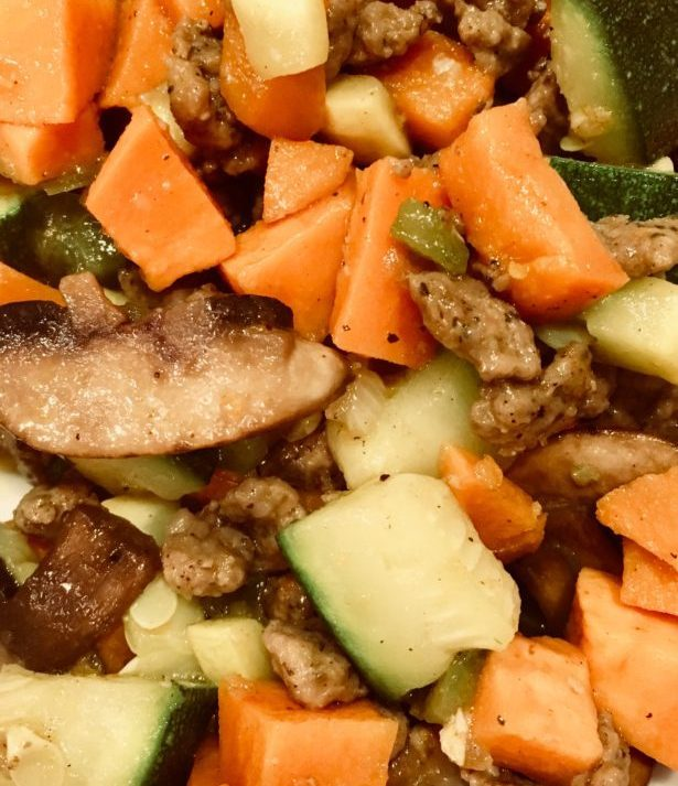 Rough day? Try this easy, healthy, tasty dish