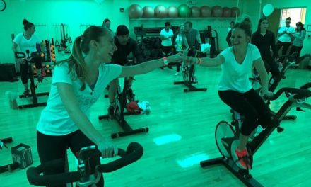 2nd annual SherryStrong Spin Along raises more than $60k